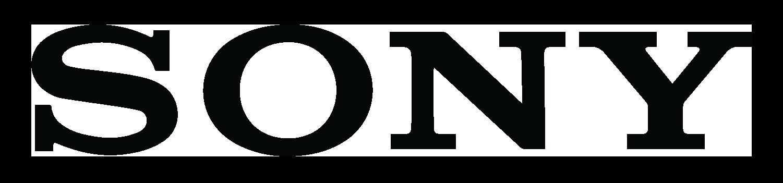 Sony Logo Black