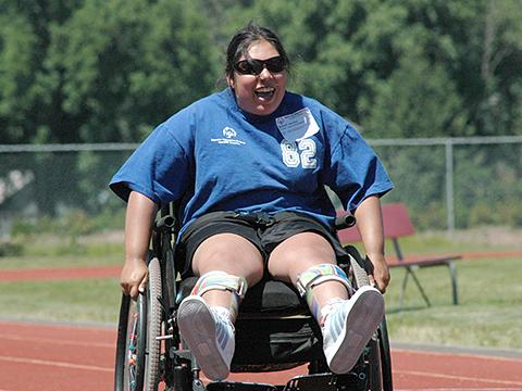 woman-in-wheelchair-race